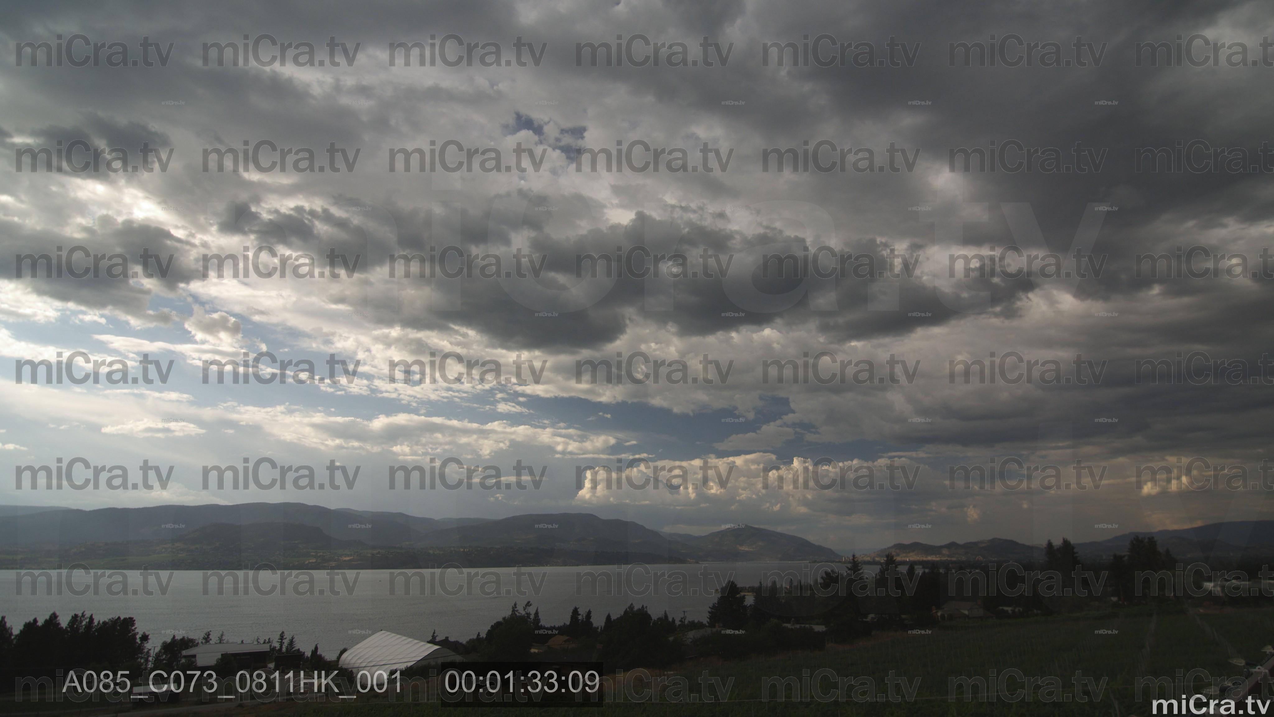 Sky (Okanagan Lake)